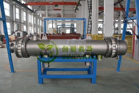 无压碳化硅换热器