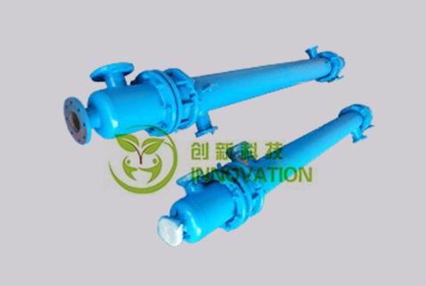碳化硅冷却系统换热器