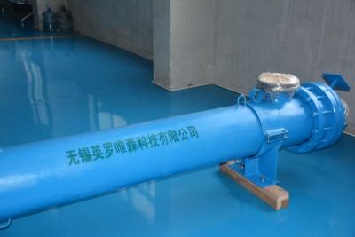 无压烧结碳化硅换热器设备
