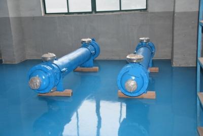 无压烧结碳化硅热换器设备