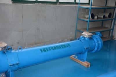 无压烧结碳化硅热换器