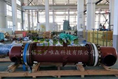 无压烧结碳化硅换热器