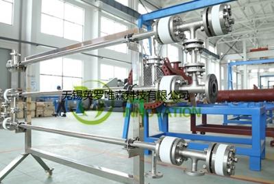 碳化硅管式反应器