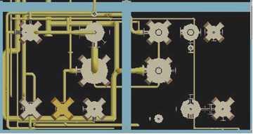 氯化氢合成系统